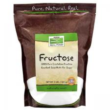 NOW Fructose 1360 гр