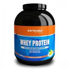 Strimex Whey Protein Silver Edition 2000 гр