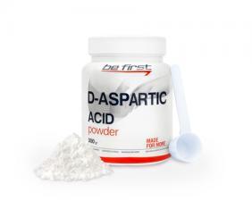 Be First DAA Powder (D-aspartic acid) 100 гр