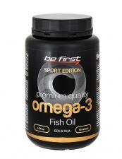 Be First Omega-3 + Витамин E 90 кап