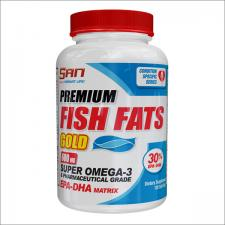 SAN Premium Fish Fats Gold 120 кап