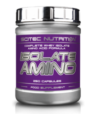 Scitec Nutrition Isolate Amino 250 кап