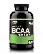 Optimum Nutrition BCAA 1000 400 кап