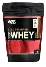 ON 100% Whey Gold standard 454 гр