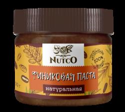 Nutco Финиковая натуральная паста 300 гр