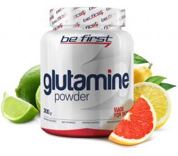 Be First Glutamine Powder 300 гр