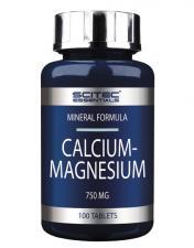 Scitec Nutrition SE Calcium-Magnesium 100 таб