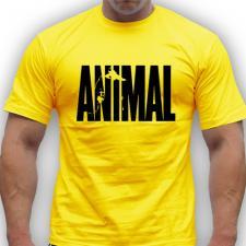 Universal Animal Футболка Желтая