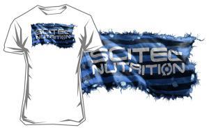 Scitec Nutrition Футболка Flag