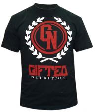 Gifted Nutrition футболка черная
