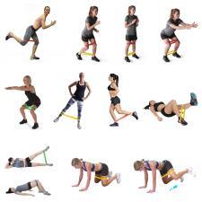 Набор для фитнеса Mini Bands