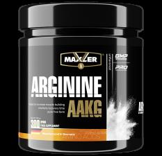 Maxler Arginine AAKG 300 гр NEW DESIGN