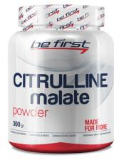 Be First Citrulline Malate Powder 300 гр