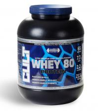 CULT Nutrition 100% WHEY protein 2270 гр