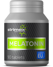 Strimex Мелатонин 90 таб