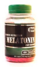 FrogTech Melatonin 60 кап (1 кап/ 10 мг)
