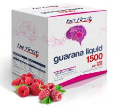 Be first Guarana Liquid 1500 1 ампула 25 мл