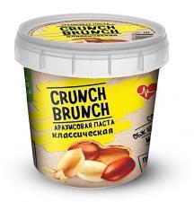 Crunch Brunch Арахисовая паста в ассортименте 1000 гр