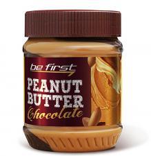 Be First Шоколадно-Арахисовая паста 340 гр