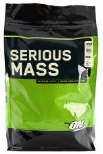 Optimum Nutrition Serious Mass 5455 гр