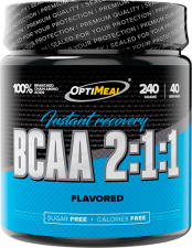 OptiMeal BCAA 2:1:1 instant 240 гр