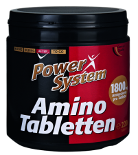 Power System Amino Tabs 220 таб