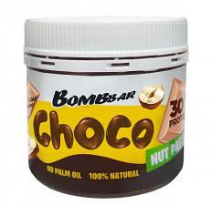 Bombbar Шоколадная паста с фундуком 150 гр