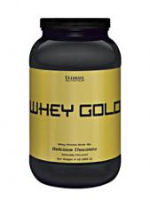 Ultimate Nutrition Whey Gold 908 гр