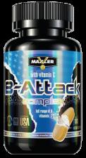 Maxler B-Attack Complex 100 таб