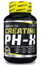 BioTech Creatine pH-X 90 кап