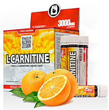 aTech Nutrition L-carnitine 3000 25 мл